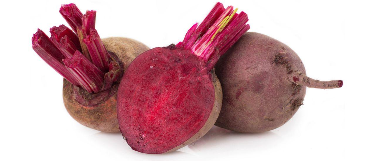 Beetroot, walnut & watercress salad