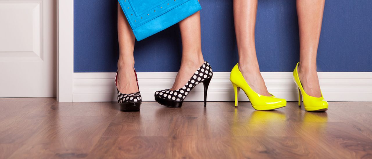 High heels: Here's why you should give your feet a break