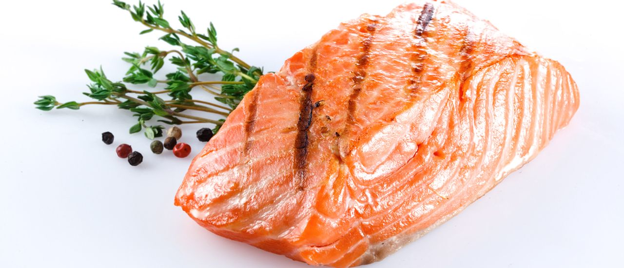 A delicious salmon recipe for Diabetics