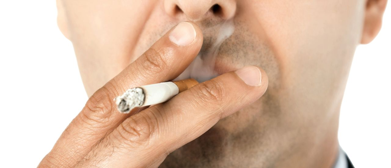 What does smoking actually do to your body?