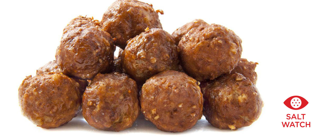 Bite-sized meatballs
