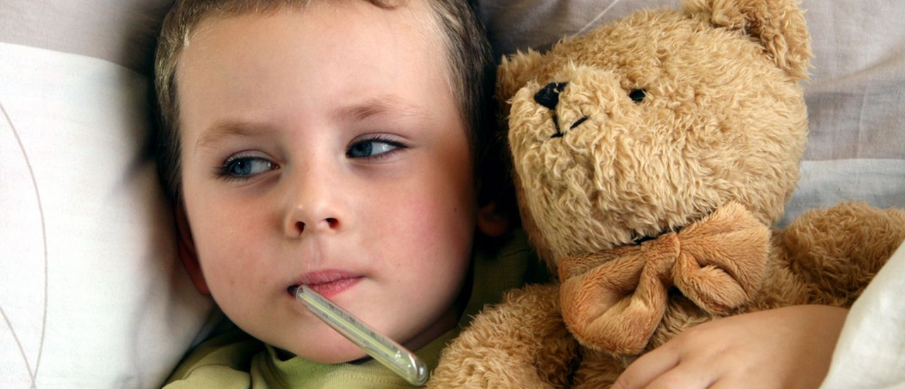 Home emergencies – how to handle a fever
