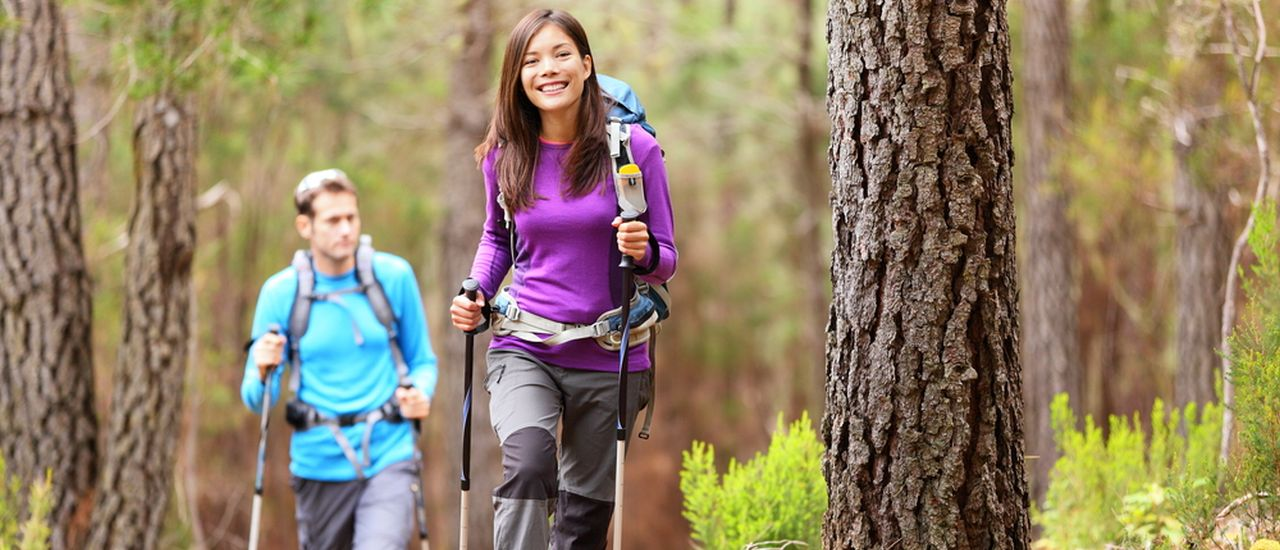 Take a hike… and get fit!