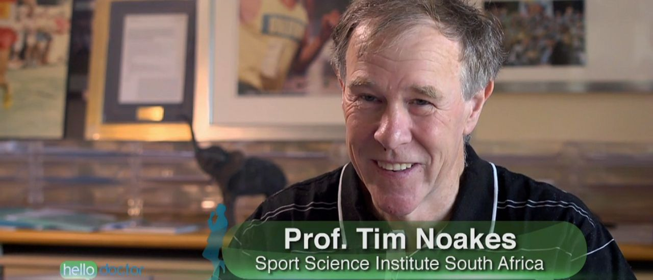 What we're reading: Tim Noakes, The Real Meal Revolution