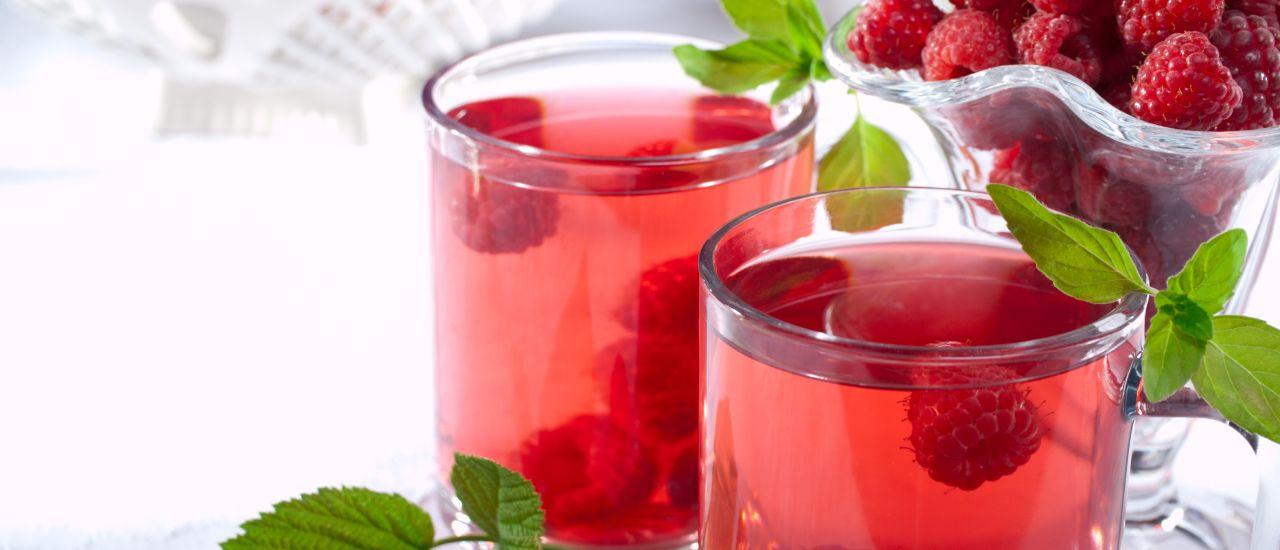 Rooibos & berry iced tea