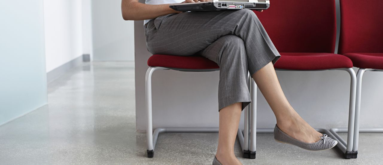 Myth busting: Is it bad to sit with your legs crossed?