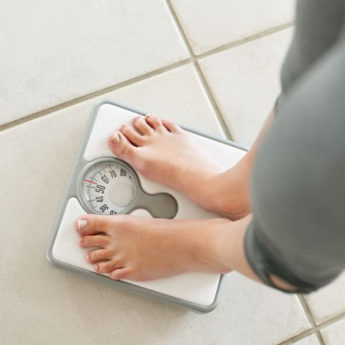 "A normal BMI (body mass index) is between 18.5 and 24.9, and being significantly overweight or underweight can affect your fertility levels too. Being overweight can result in anovulation (not ovulating at all) or irregular ovulation. And if you're very underweight, and your body doesn't have enough energy for your own bodily processes, it'll ""shut off"" your reproductive cycle."
