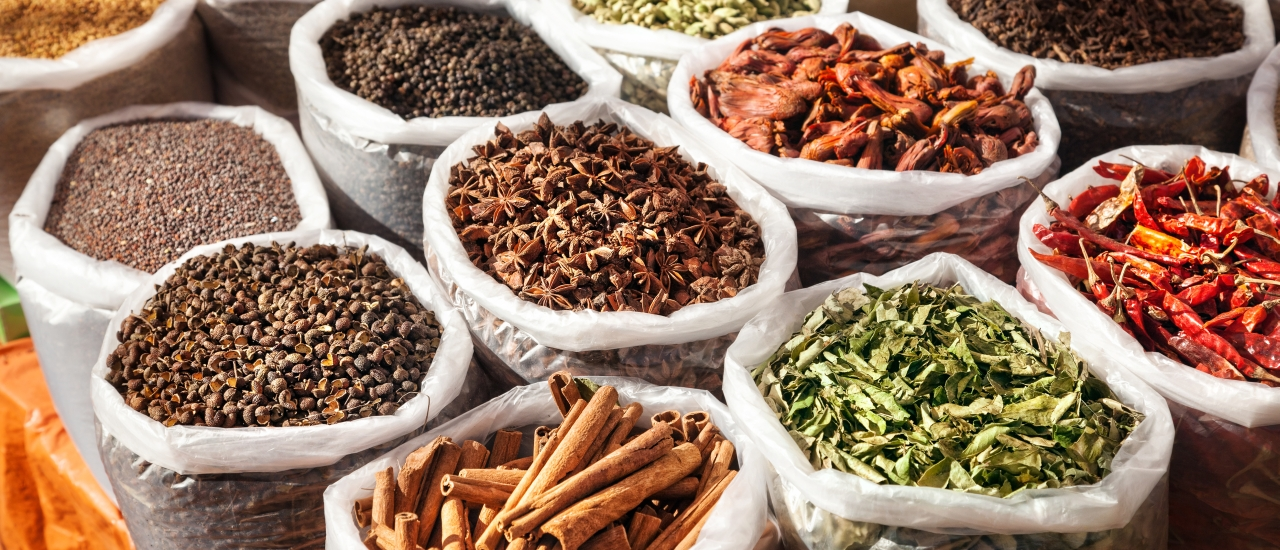 6 super spices to stock at home