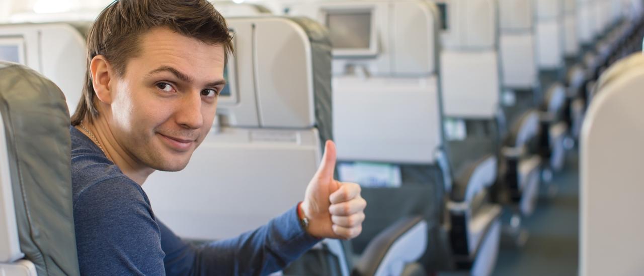 allergy-friendly airline travel