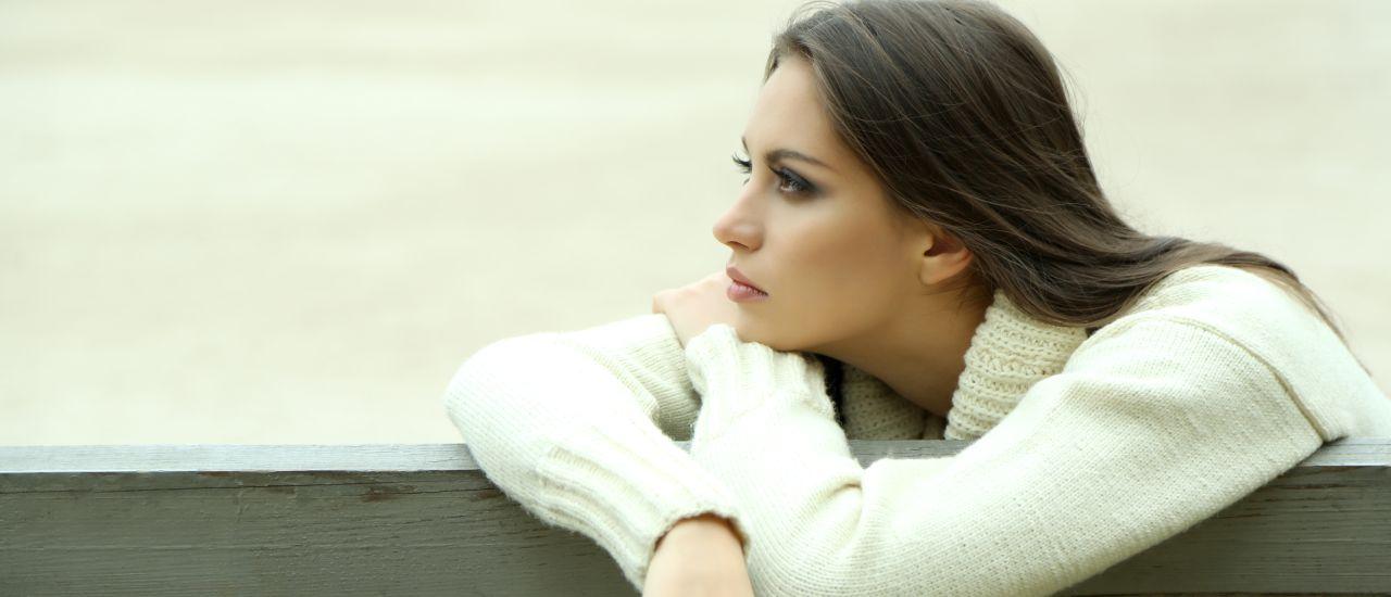 Unhappy Woman 37