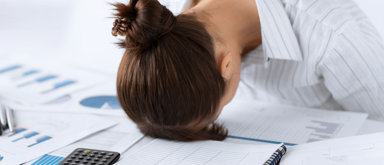 Could you be suffering from workplace stress?