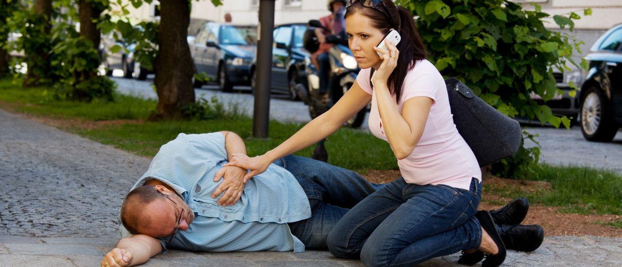 What you should do if someone has an epileptic seizure
