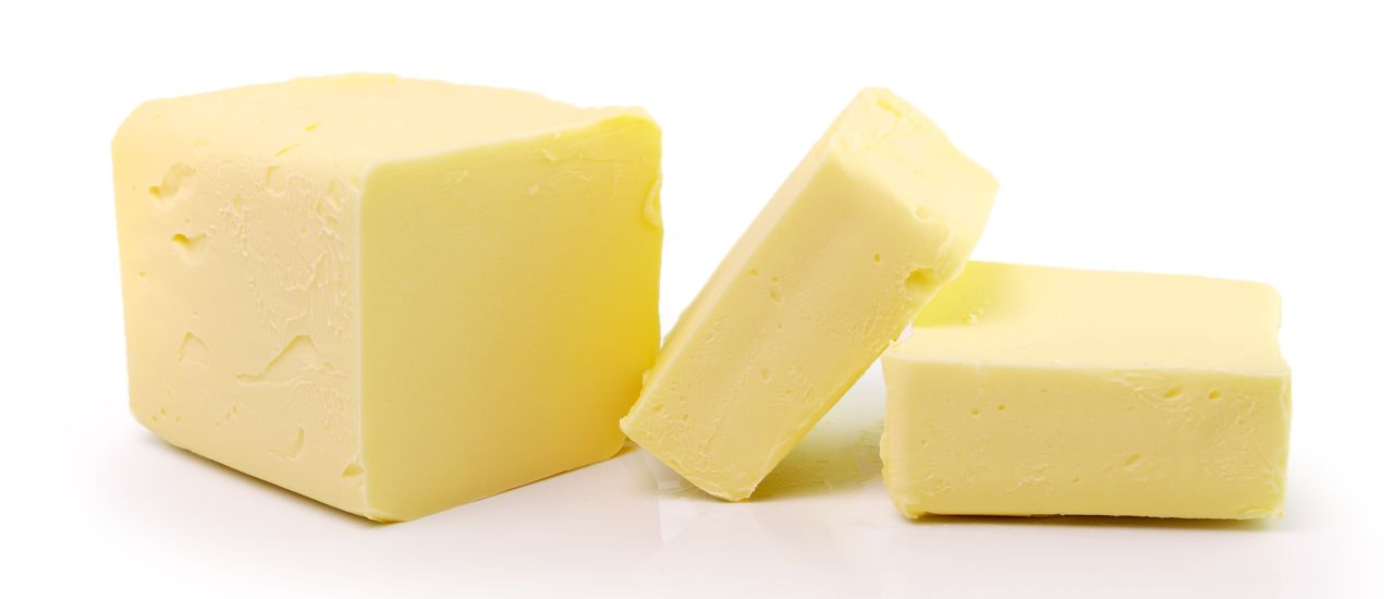 Which brings us back to butter, and why it's good for you. Besides ...