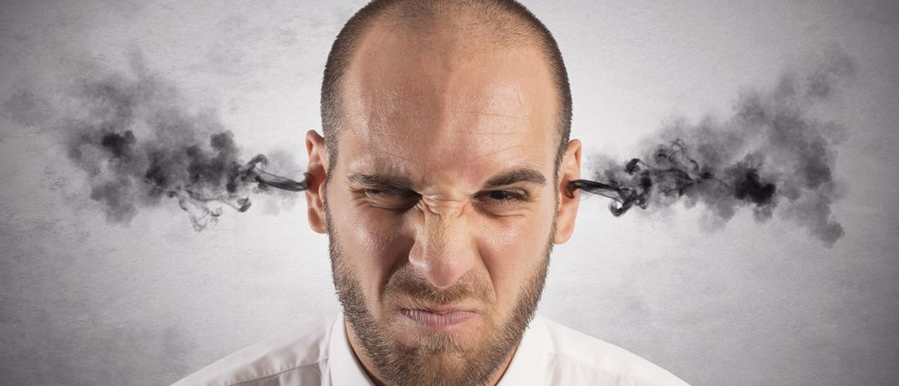 4 Ways to beat anger