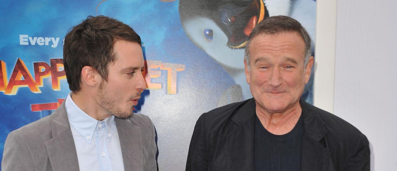 Robin Williams passes away
