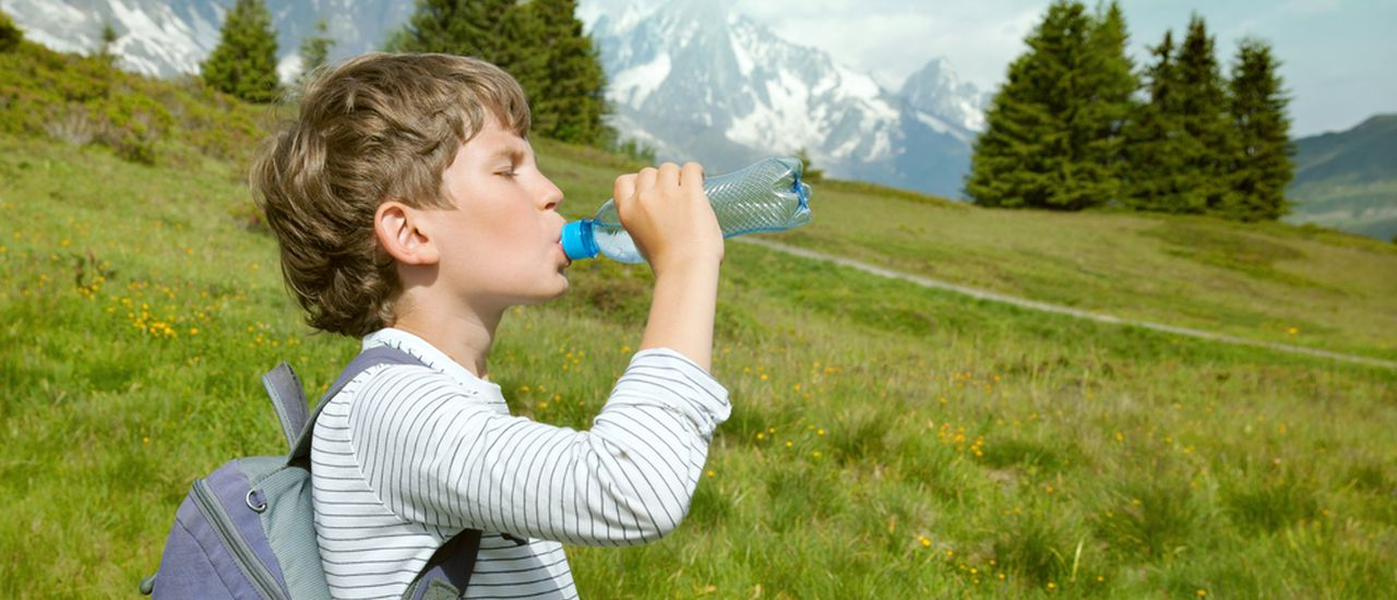 Do your kids drink water?