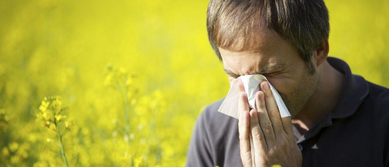 Do you get seasonal allergies?