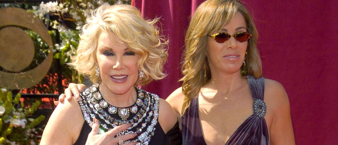 Joan Rivers passes away at the age Of 81