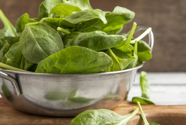 Why spinach is good for you