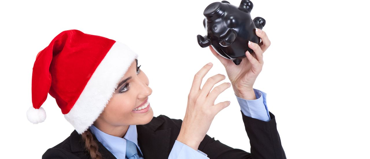 The 3 P's to avoid financial overindulgence during the festive season
