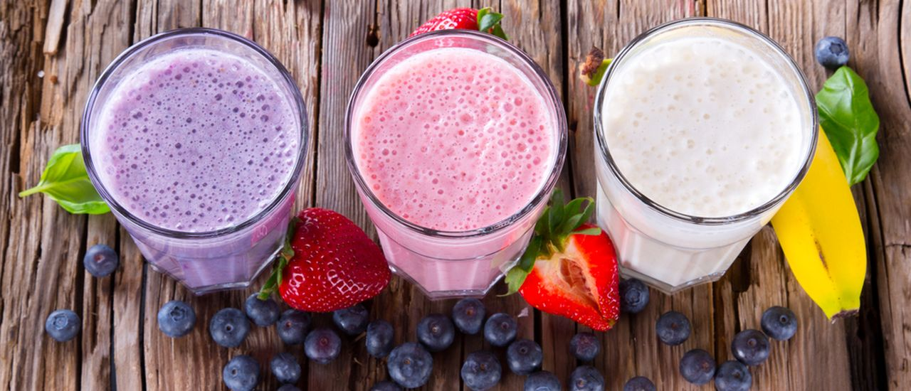 The Ultimate Energy Smoothie Ingredients