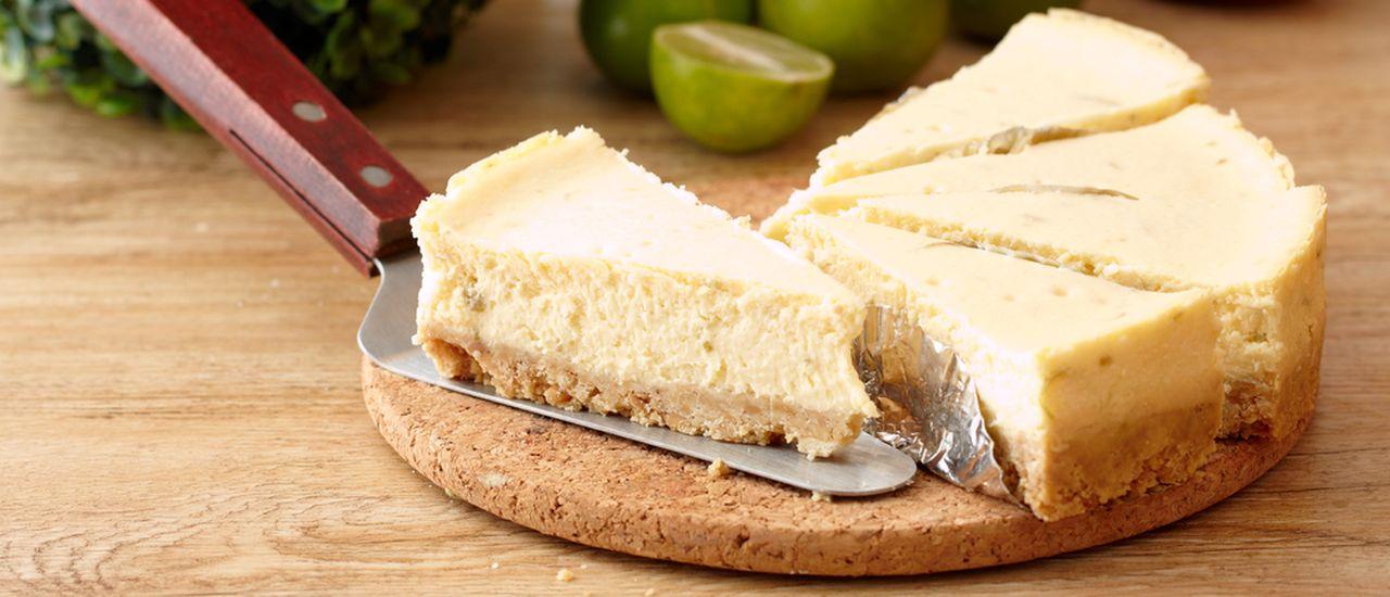 Baked cheese cake for diabetics