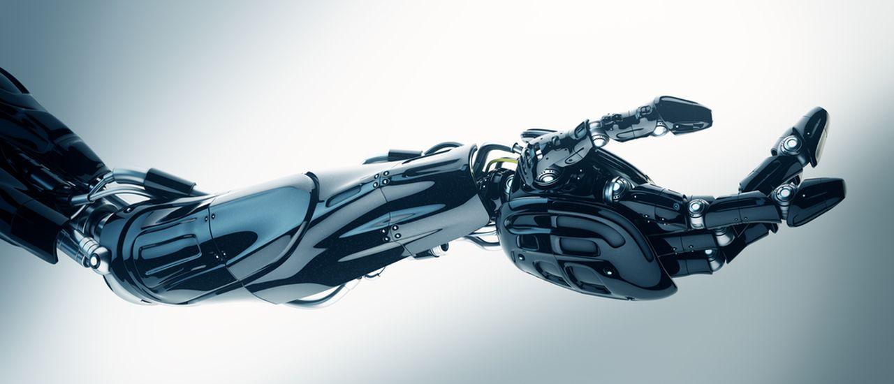 Joost van der Westhuizen's robotic suit