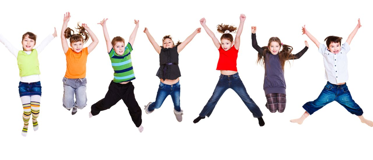 How to keep your kids fit… naturally