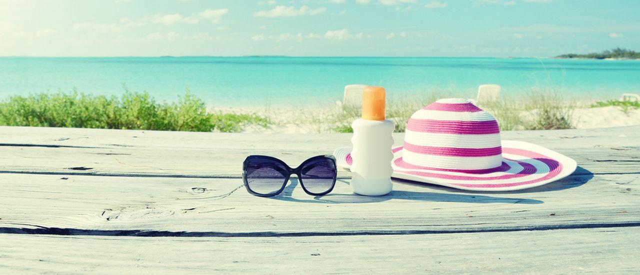 Sunblock vs. sunscreen