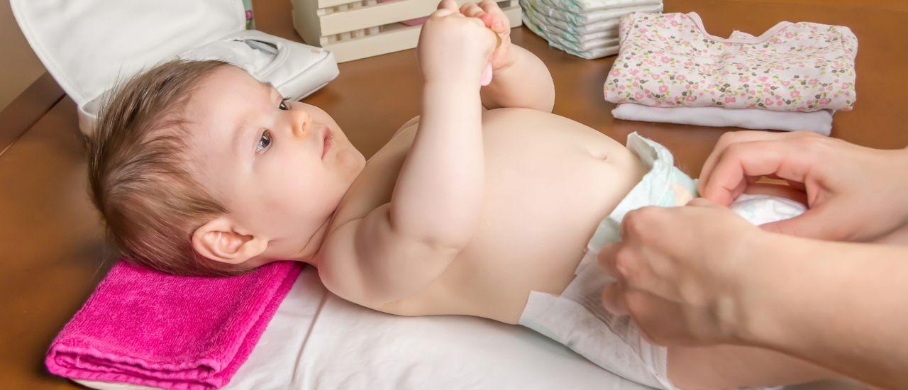 How to treat a nappy rash