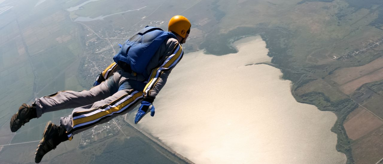 Mid-air seizure rescue