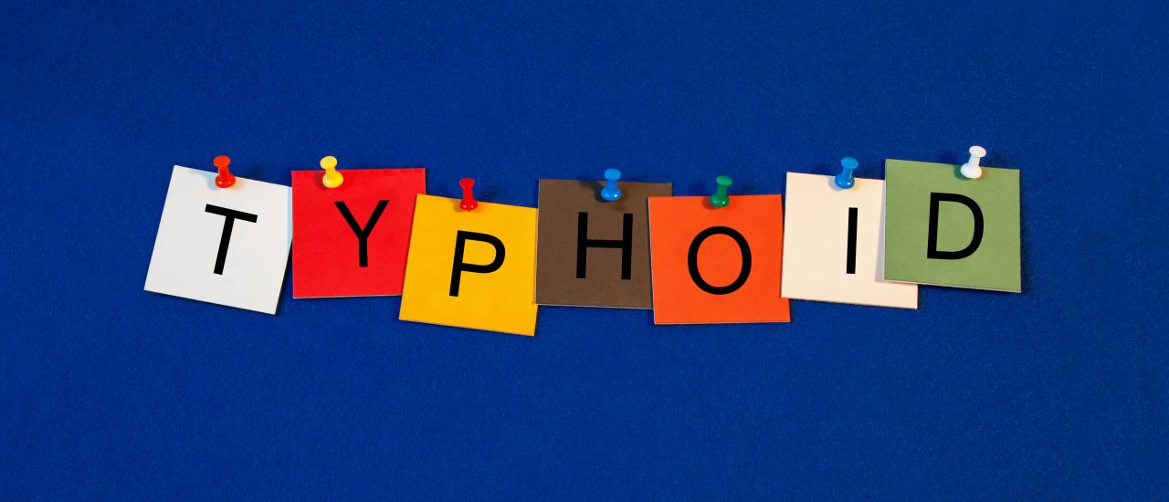 What is Typhoid fever?