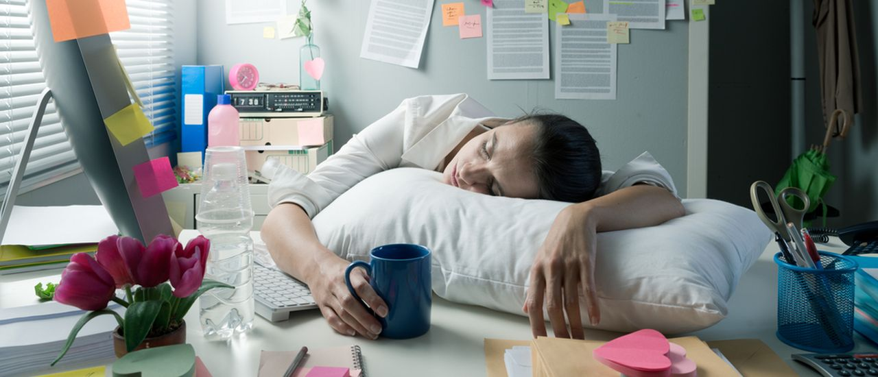 Not enough sleep can make you crazy, sick and fat!