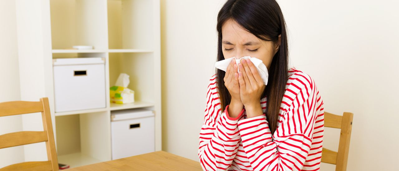 allergies at home
