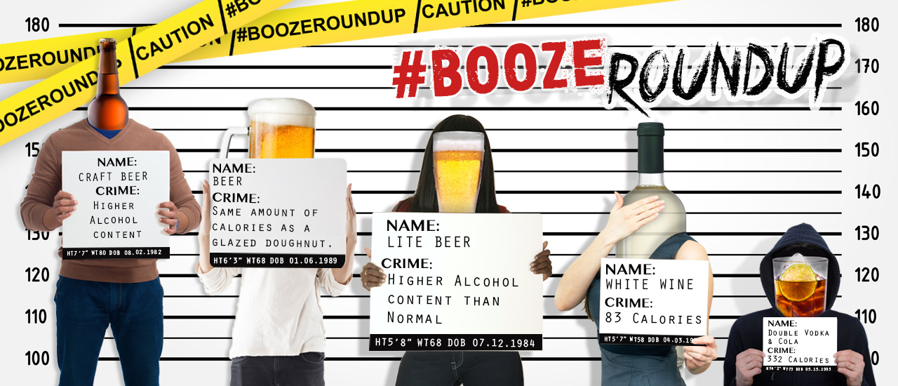 The line-up: Booze under the spotlight