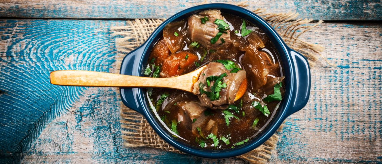 Stews: The healthy comfort food