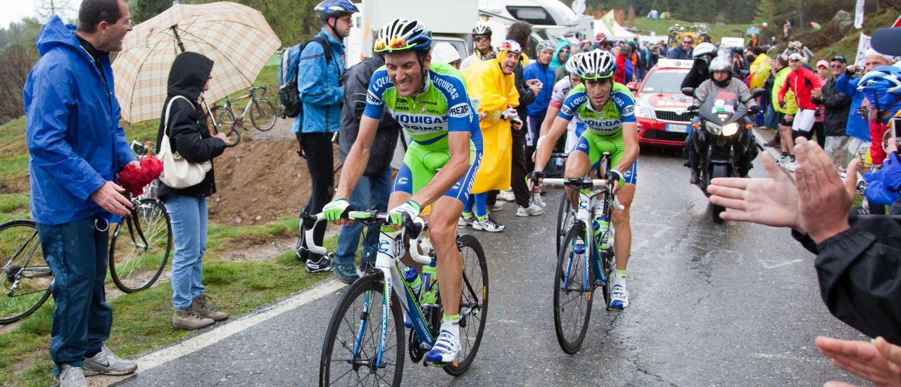 Ivan Basso's testicular cancer shock