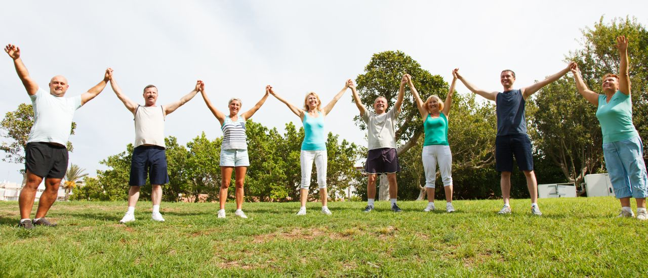 Fitness for beginners – Adults