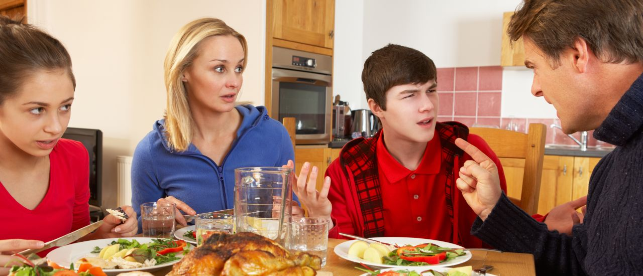 Handling family tension and holidays!