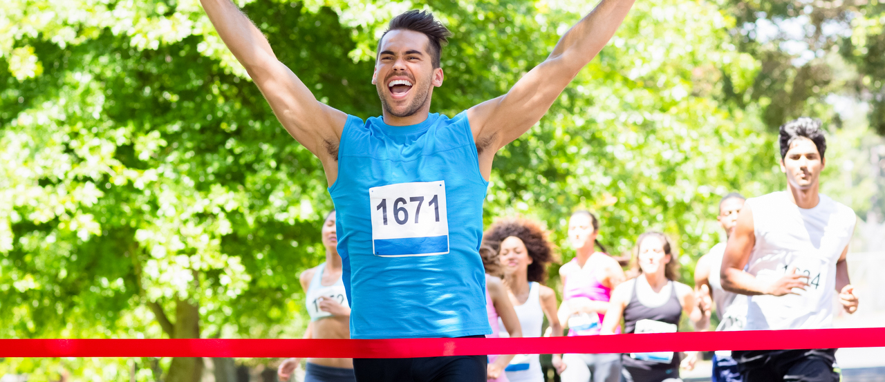 Running your first race? Here's what you should know