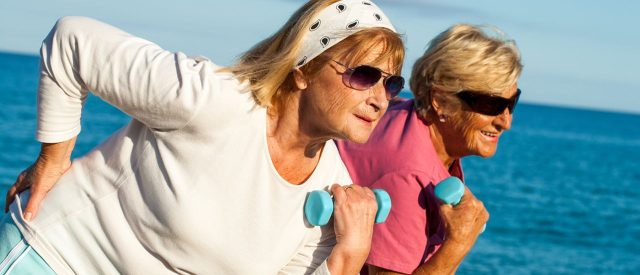 Wellness in your golden years
