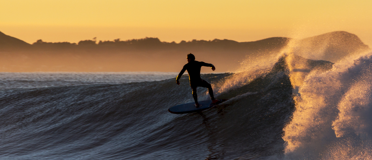 Surfing: Your all-in-one cure