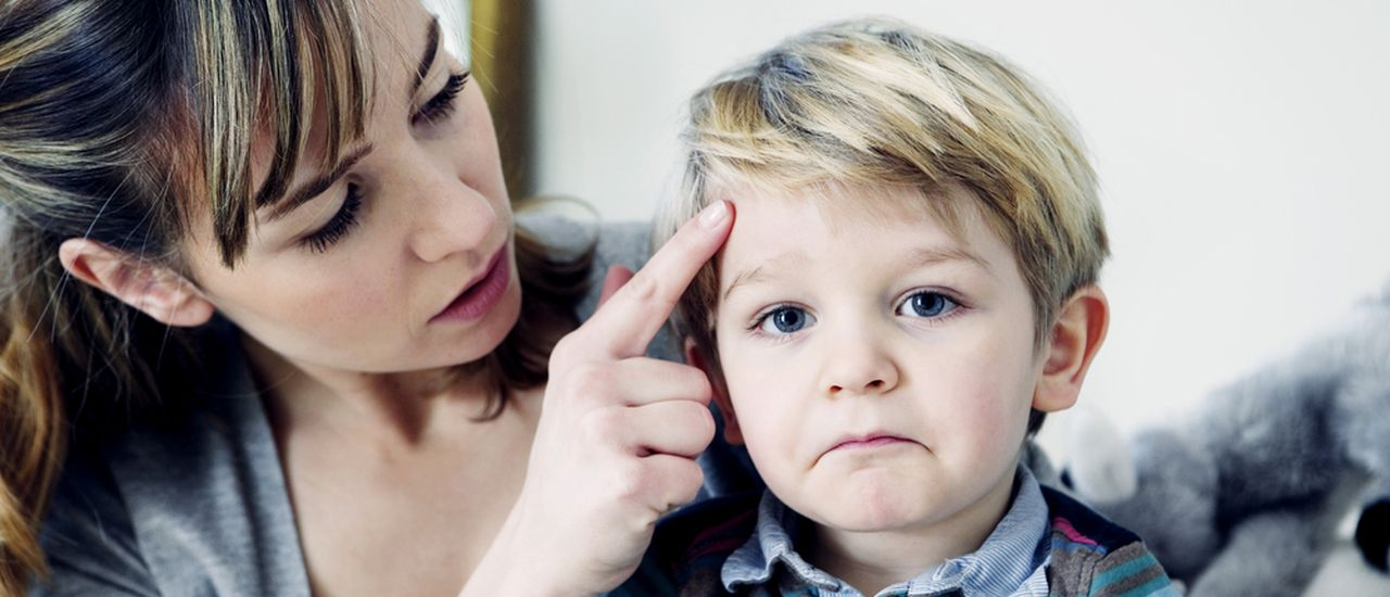 My child injured his head! What now?