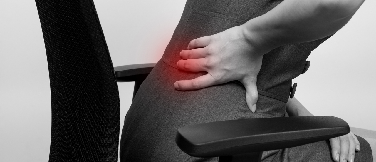 Your back could cost you your job