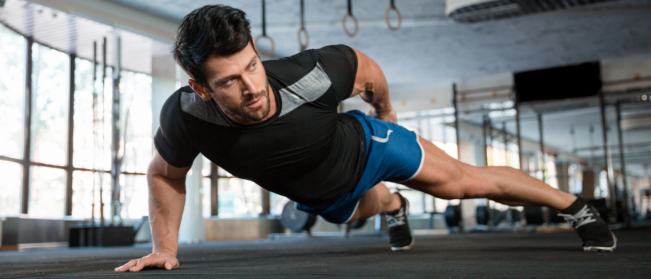 Maximise your time at the gym