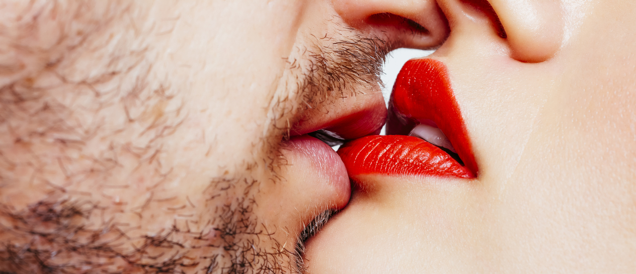 The surprising effect of kissing on your brain