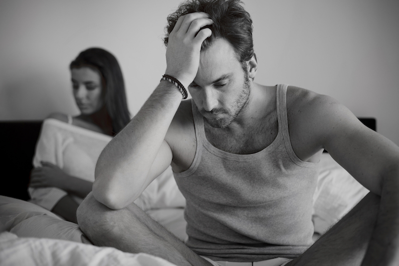 Can depression affect my sex life?