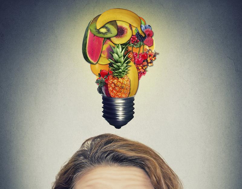 Eat smart to get smart