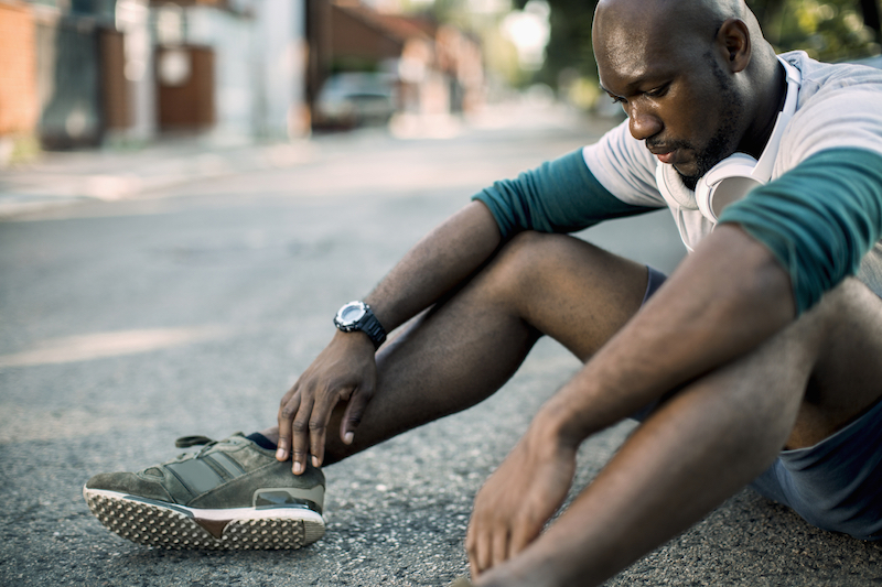 This is your body after a half-marathon