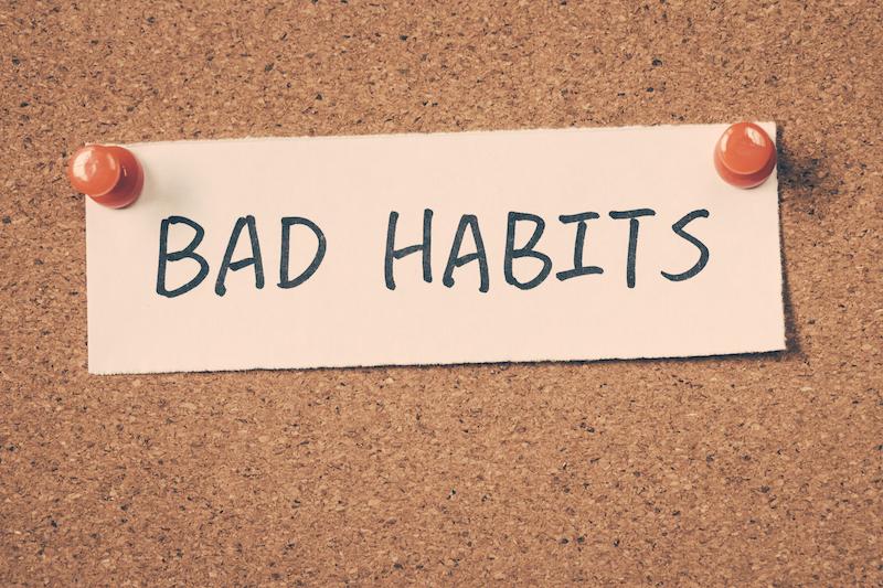 7 toxic everyday habits